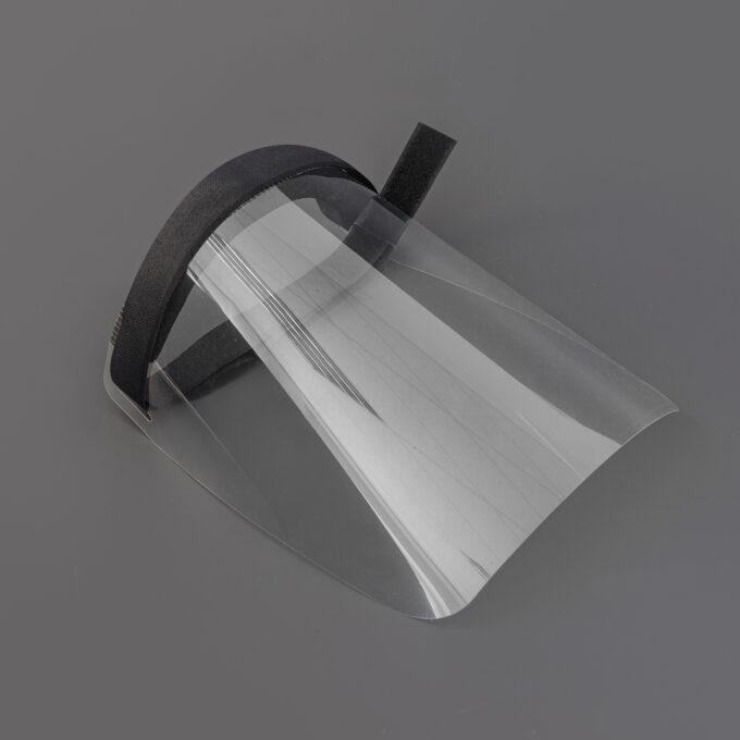 maseczki ochroona twarzy z pleksi COVID