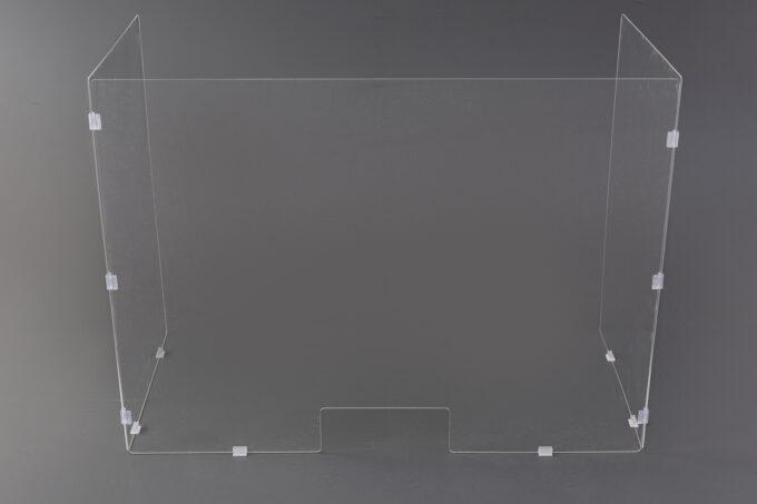 osłona antywirusowa plexi na biurko